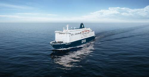 DFDS Seaways IJmuiden Newcastle