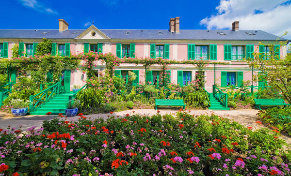 Woonhuis Monet, Giverny