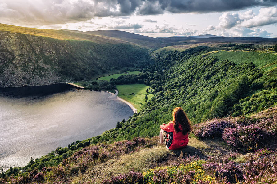 Wicklow Mountains Ierland