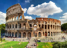Colosseum, Forum Romanum & Palatijn Walking Tour