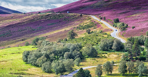 Cairngorms National Park, Schotland