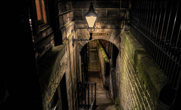 Mary King's Close, Edinburgh